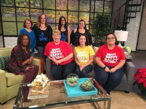 TCRD on Great Day Houston